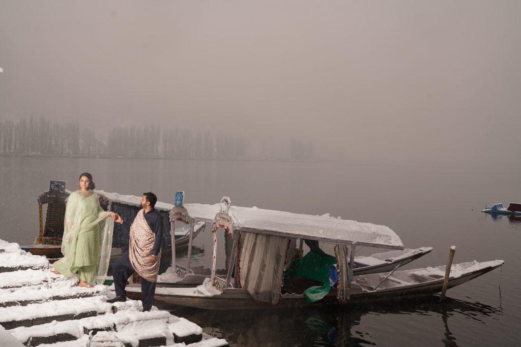 Pre-wedding Shoot Ideas in Kashmir
