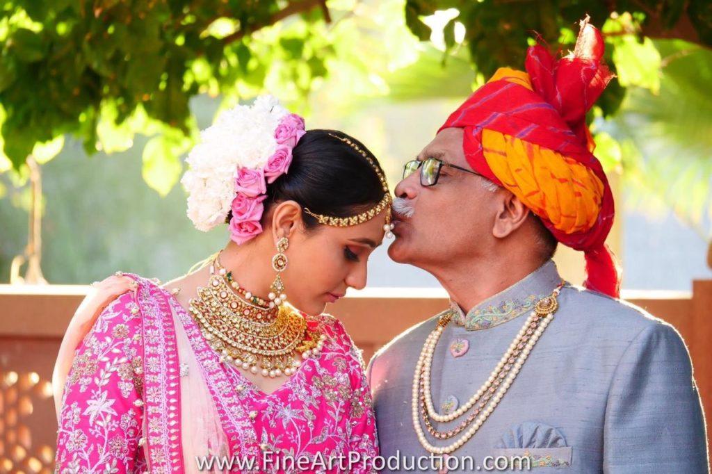 Gujarati bride Destination wedding Jodhpur