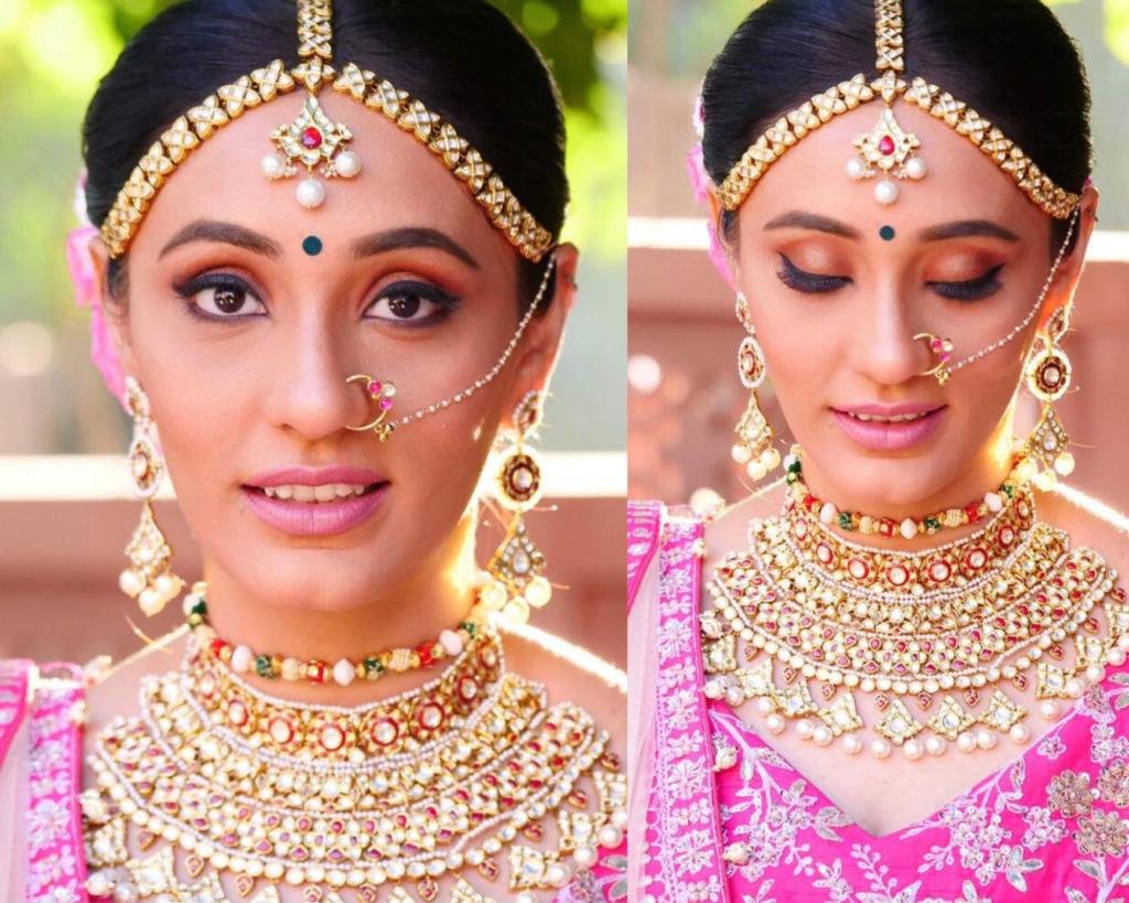 Gujarati bride wedding jewellery