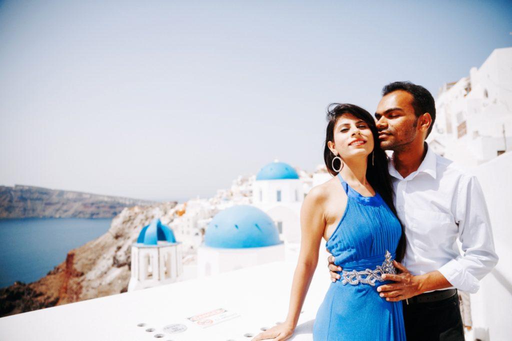 Prewedding Shoot in Greece