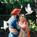 Sikh Bride & Groom