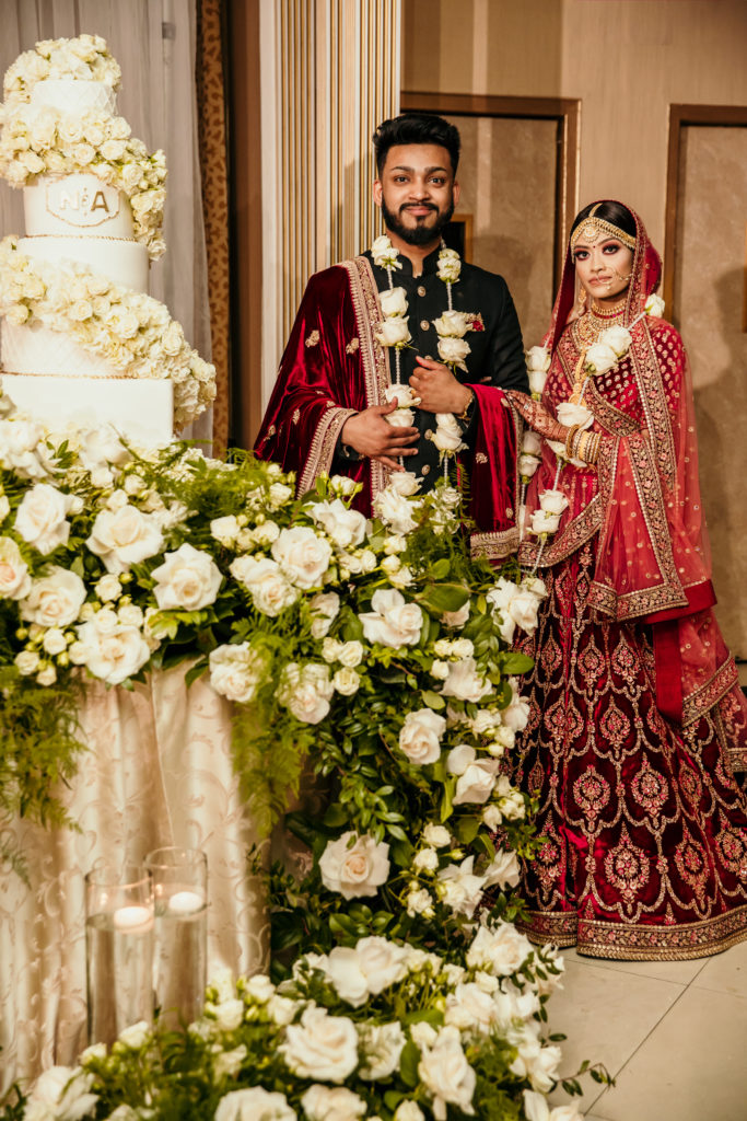 Sabyasachi bride & groom
