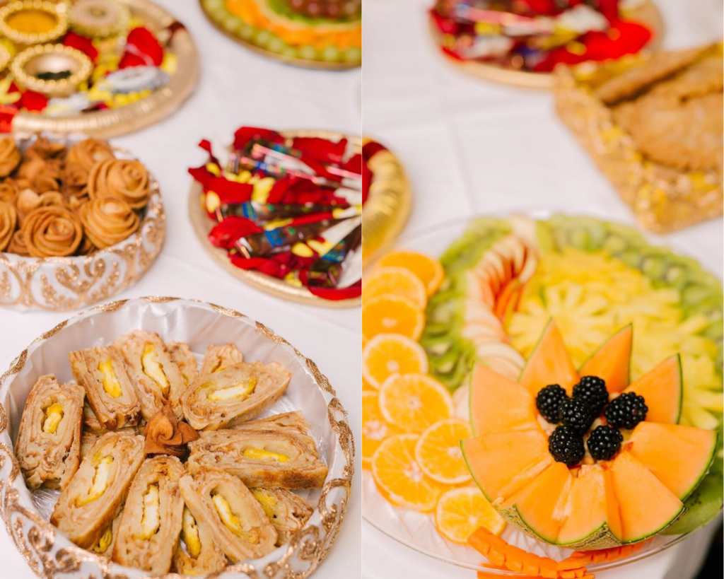 Wedding Food Items
