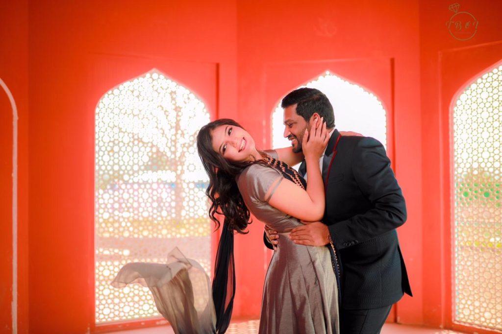 Pre-wedding shoots in Udaipur