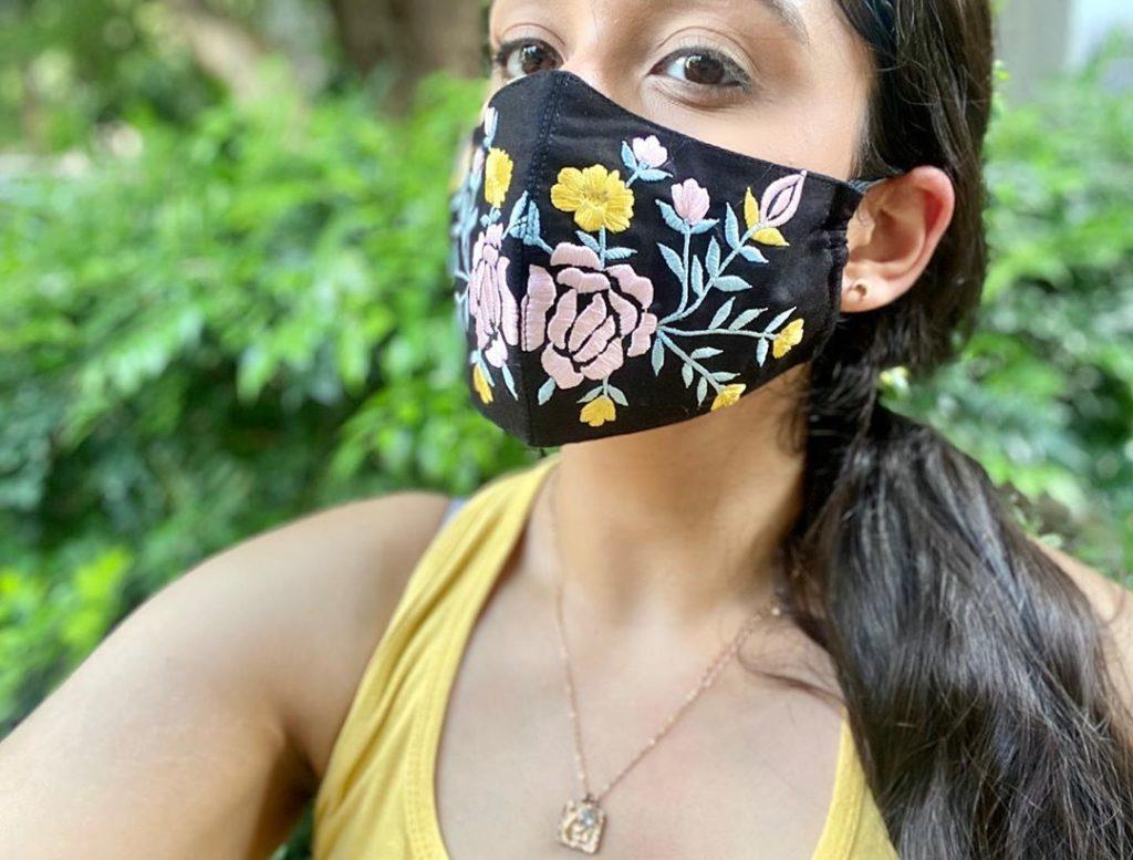 shop designer wedding masks online