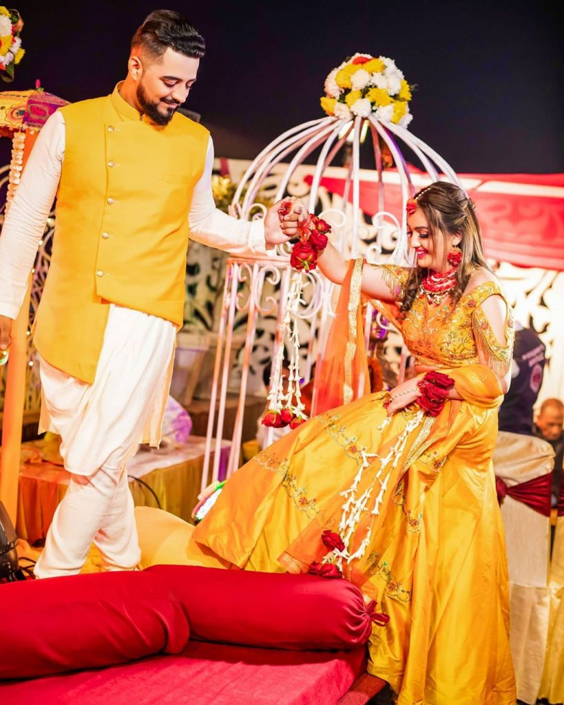 Haldi outfits for indian groom