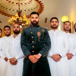 Indian groom wear for Sangeet