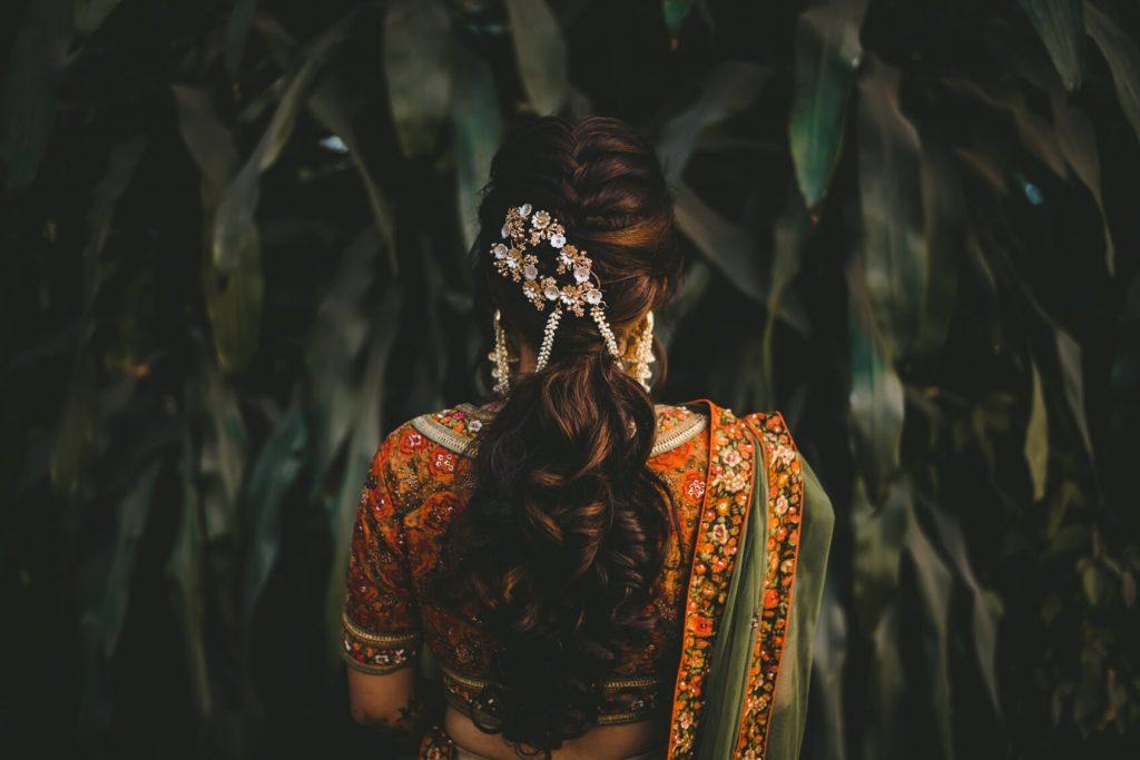 Mehendi Hairstyle