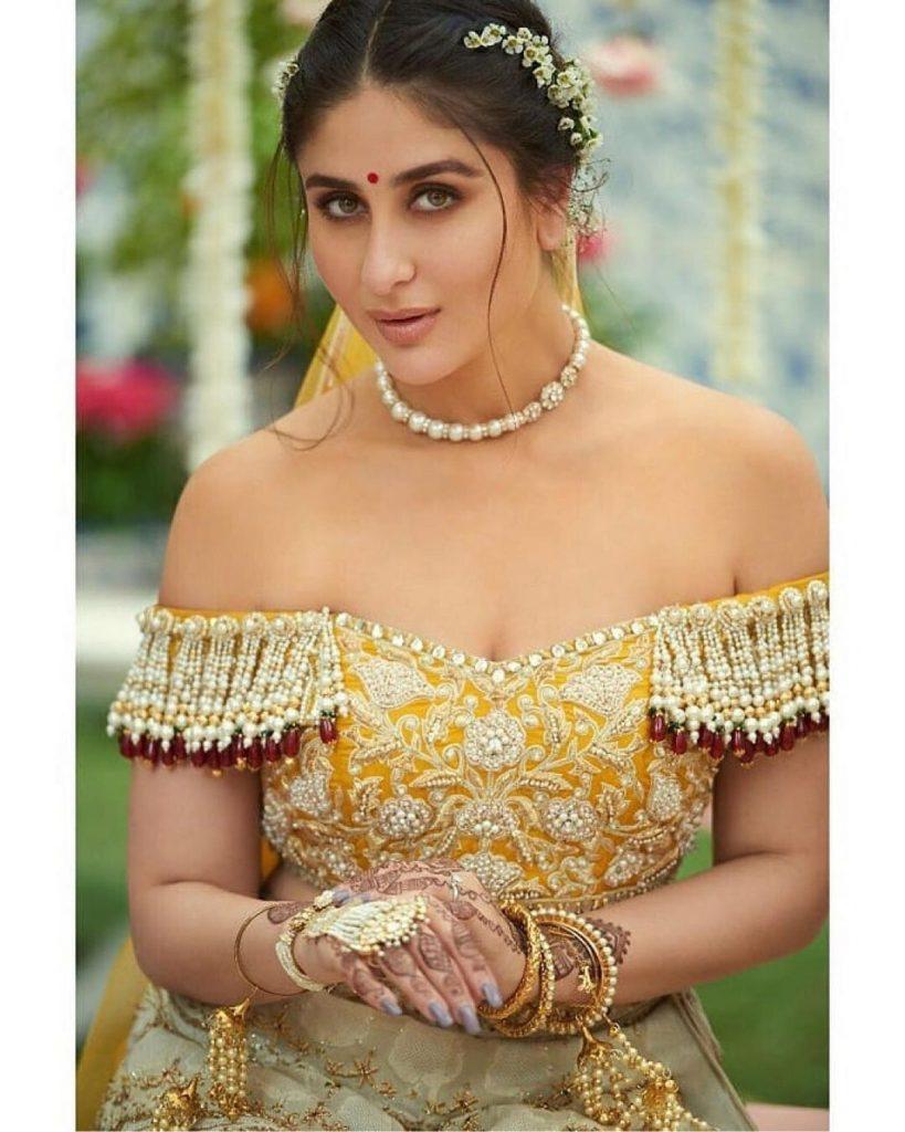 Kareena Kapoor blouse designs