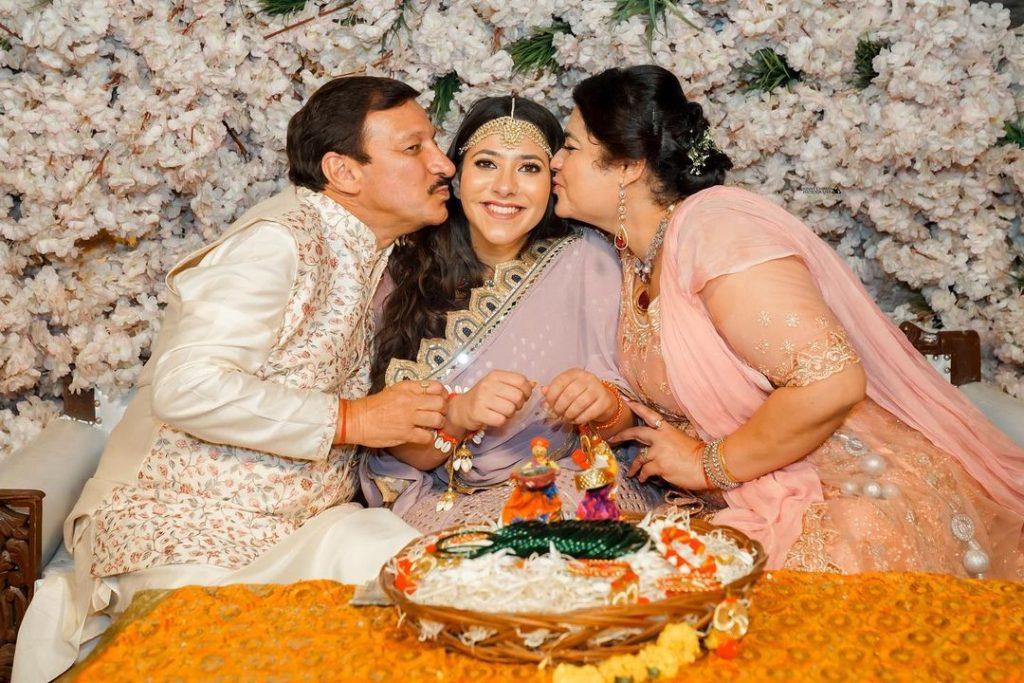 Ludhiana bride bangle ceremony