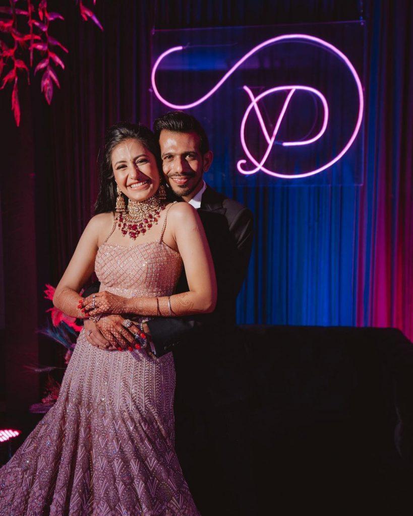 Yuzi & Dhanashree Sangeet