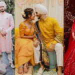 Neha Kakkar & Rohanpreet Singh wedding