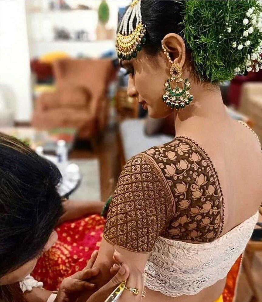 trending henna designs