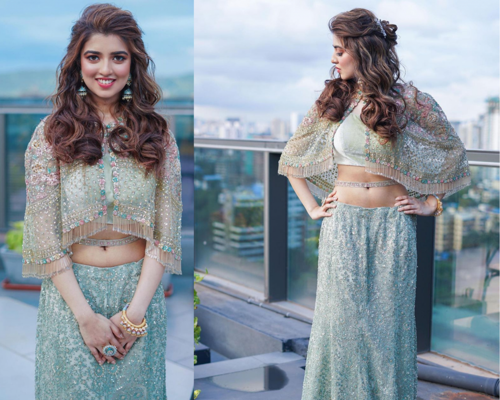 Engagement Outfit by Sabyasachi