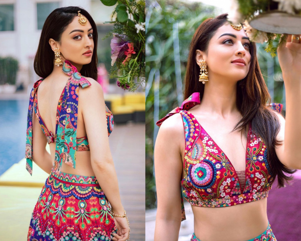 latest blouse designs