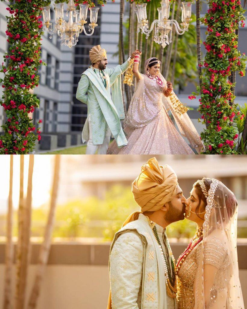 Indian bride & groom photoshoot - Israni Photography