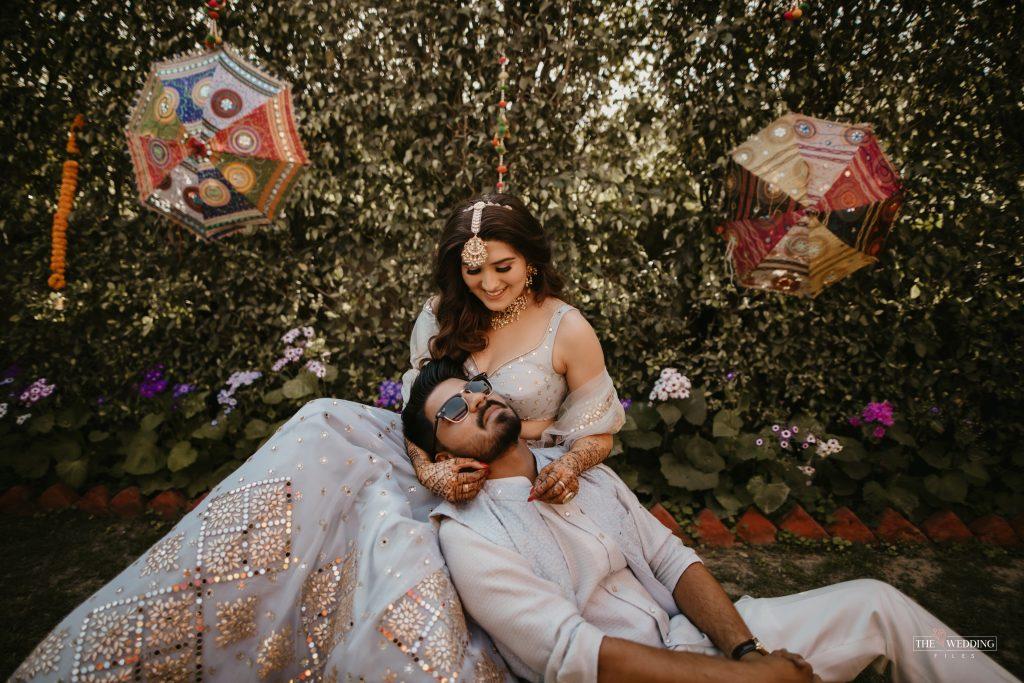Bollywood filmy love story of Delhi couple