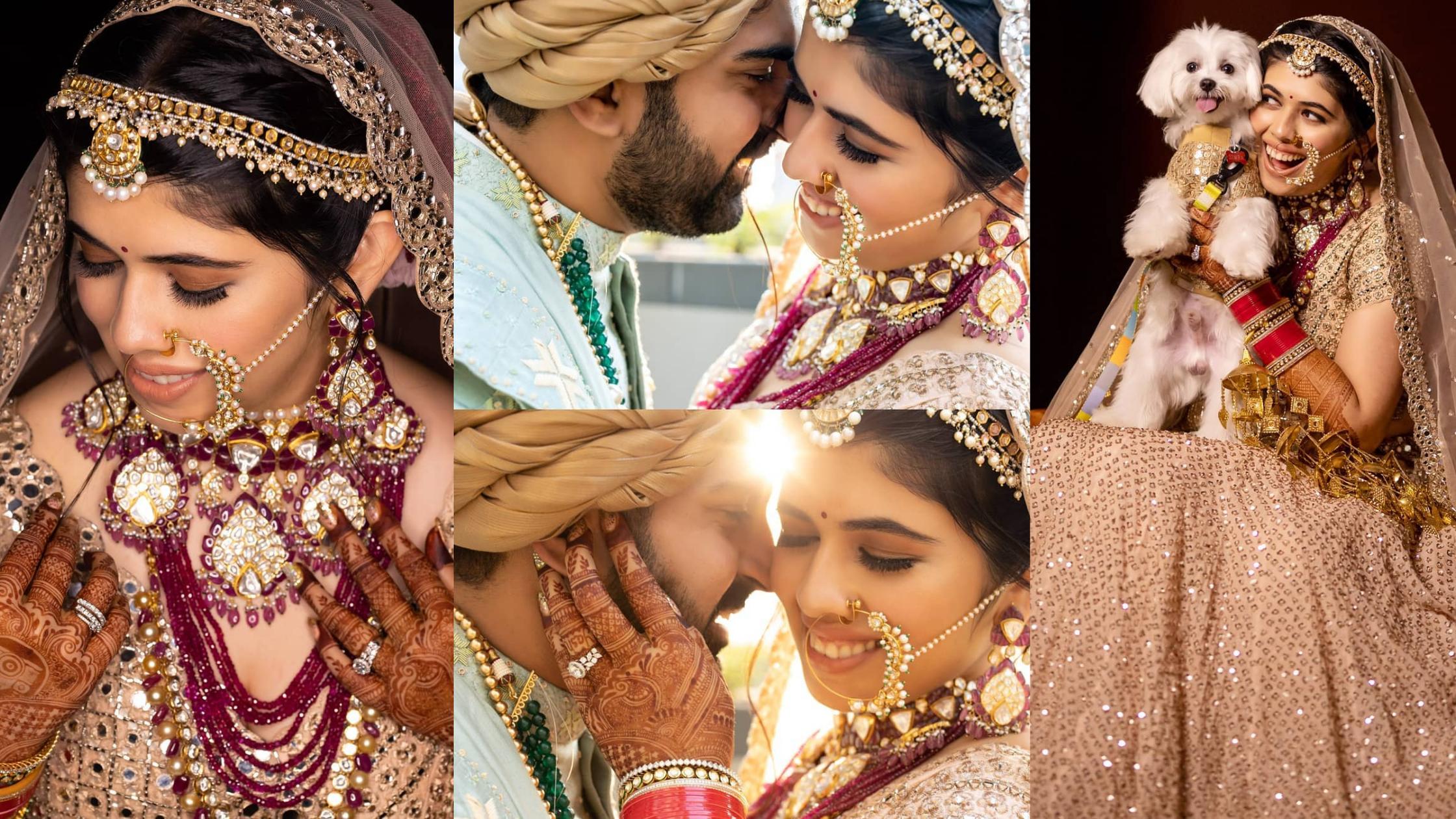 Megha Israni wedding