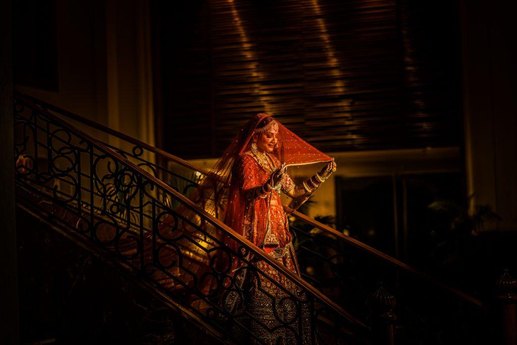 Sabyasachi Bride Veil Shots