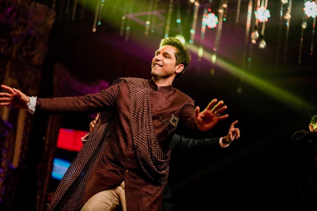 Sangeet night