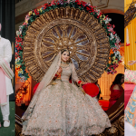 This Sikh Couple Had A Destination Wedding In Delhi