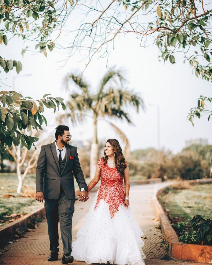 Engagement outfits