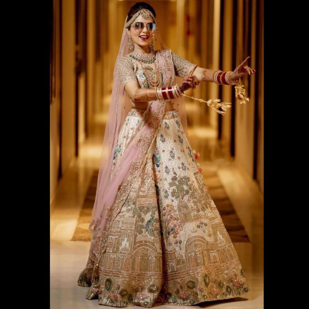 Bollywood brides of 2021