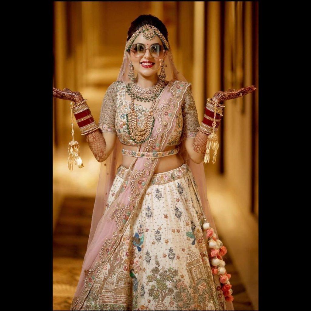 Bollywood bride 2021