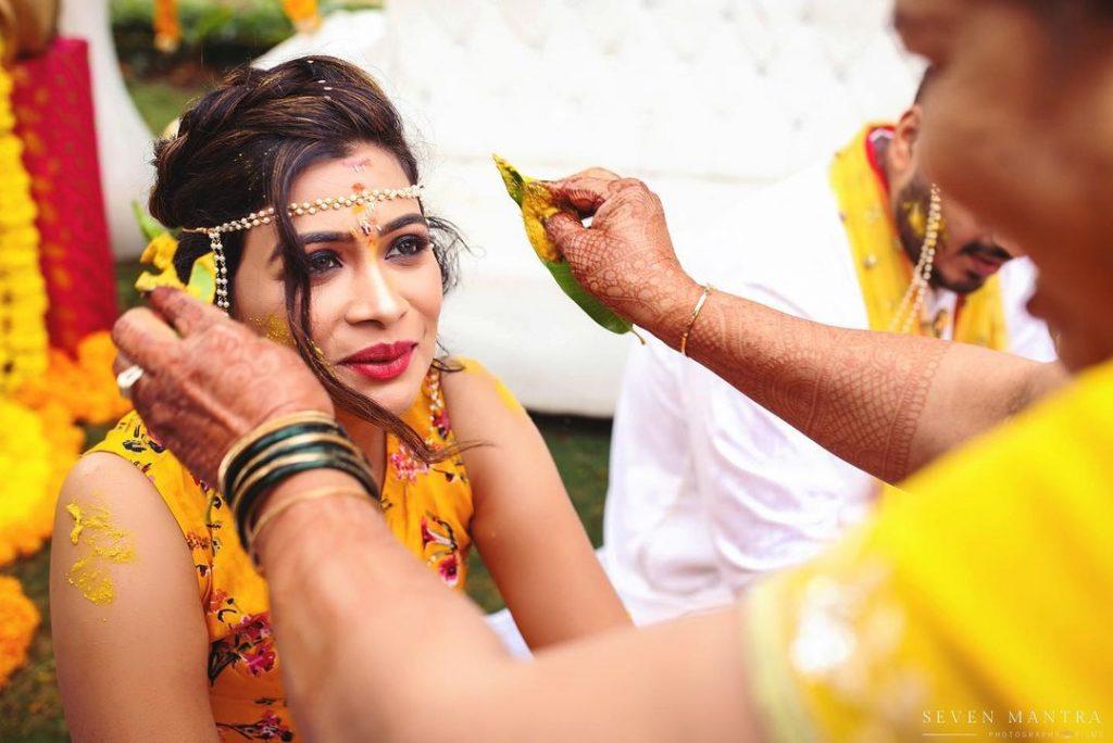 Ruchita Jadhav Haldi