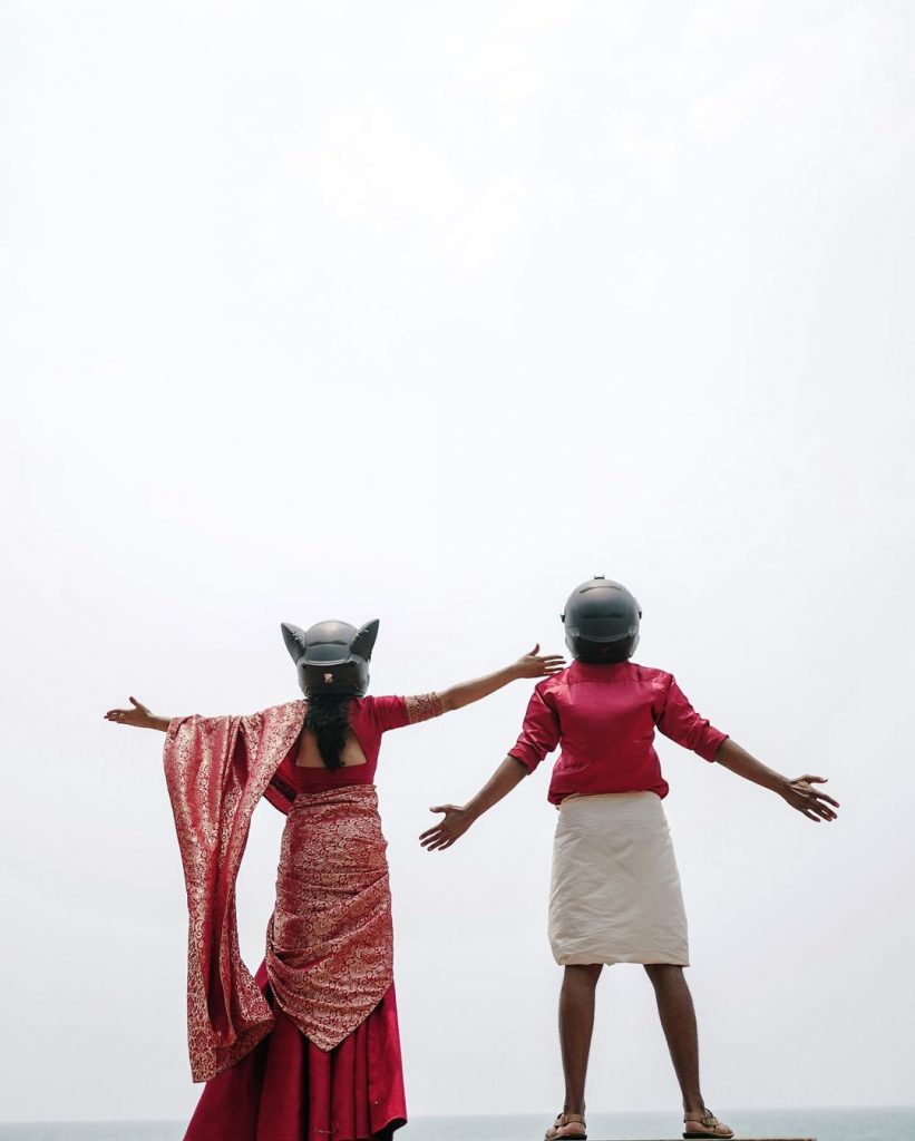 Mysterious Couple #Valkyatkalyanam