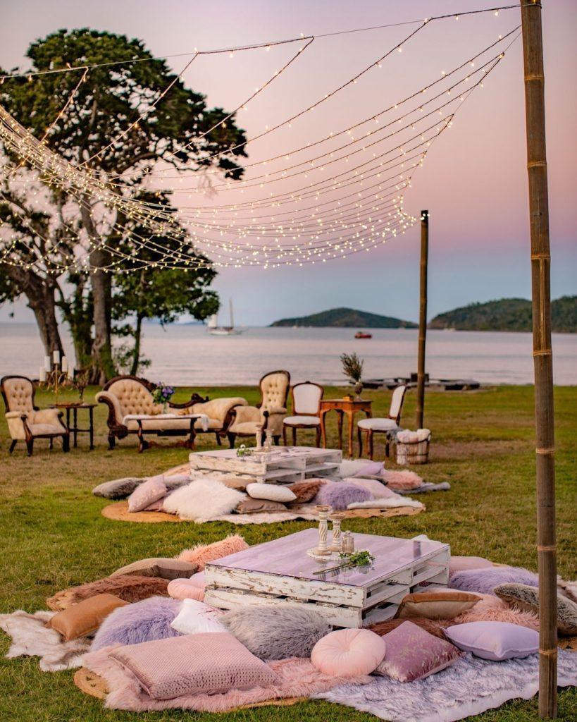 Pros of Outdoor Wedding Venue