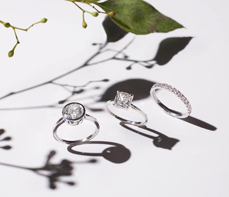 Love lab grown diamonds
